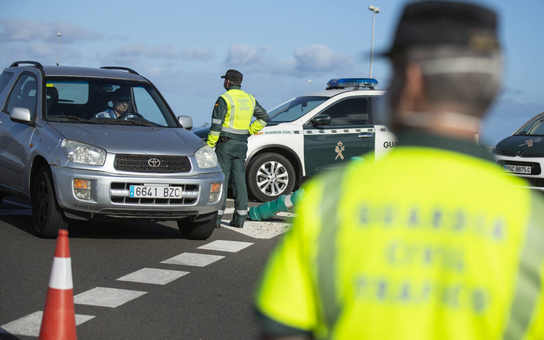 Dos conductores investigados por positivo en alcohol y droga en Fuerteventura y Lanzarote