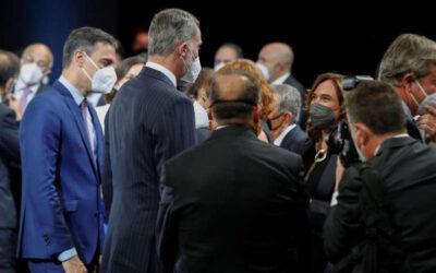 La «concordia» de Pedro Sánchez no evita un nuevo desplante independentista al Rey Felipe VI