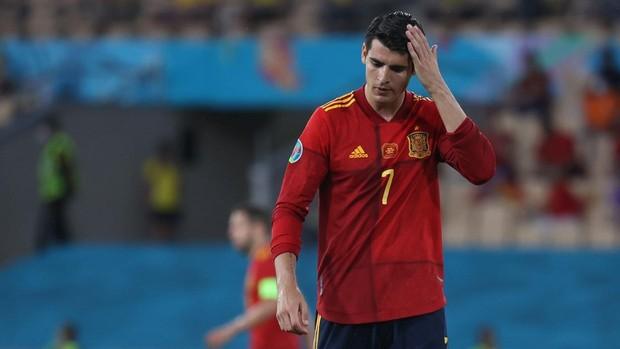 España no le marca un gol a nadie
