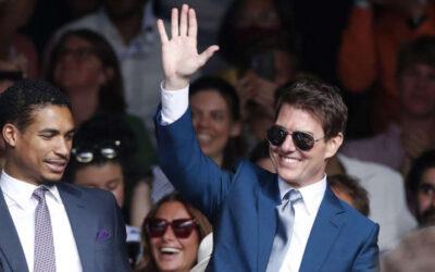 Tom Cruise ya no se esconde: la imagen que confirma su romance con Hayley Atwell