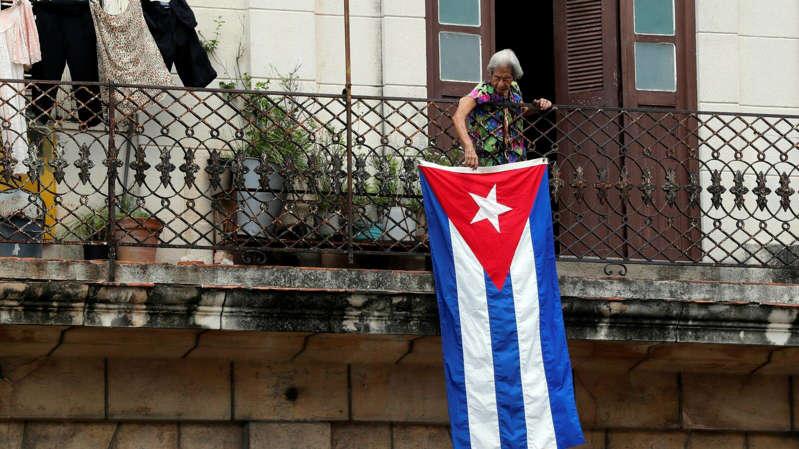 Un muerto en las protestas contra el Gobierno de Díaz-Canel en Cuba