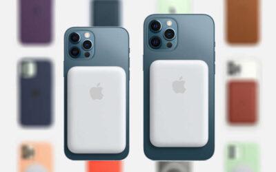 Apple lanza una batería magnética MagSafe para el iPhone 12 que ya puedes comprar en España