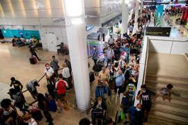 Hasta 274 vuelos cancelados en Portugal por la huelga de la principal empresa de 'handling' del país