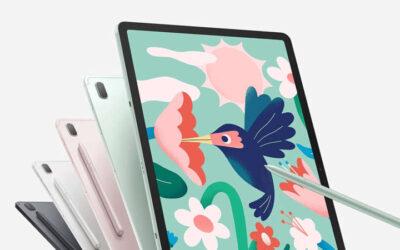 ¿Es Samsung Galaxy Tab S7 FE el rival definitivo del iPad Air? 5 razones por las que te interesa esta tablet de 12 pulgadas